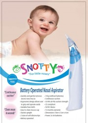 Snotty TWO flyer